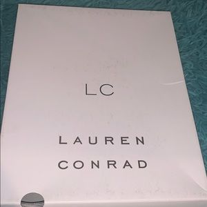 LAUREN CONRAD -Style: Sherbet/Natural Wedges